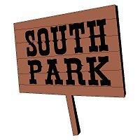 Майка Южный парк (South park).  Метросексуалы.